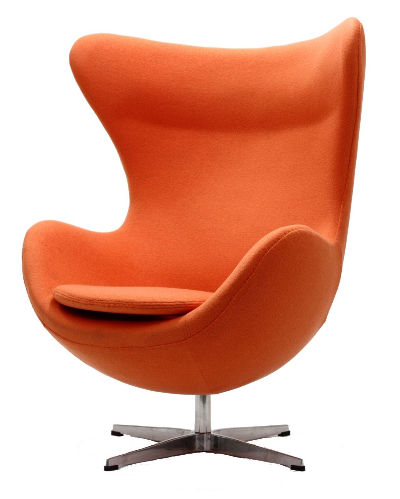 Arne Jacobsen Egg Chair - Orange