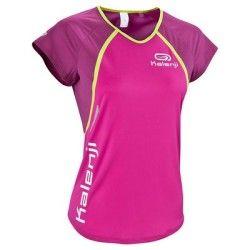 T Shirt Running Kalenji Roupas Fitness Roupas Esportivas Roupas