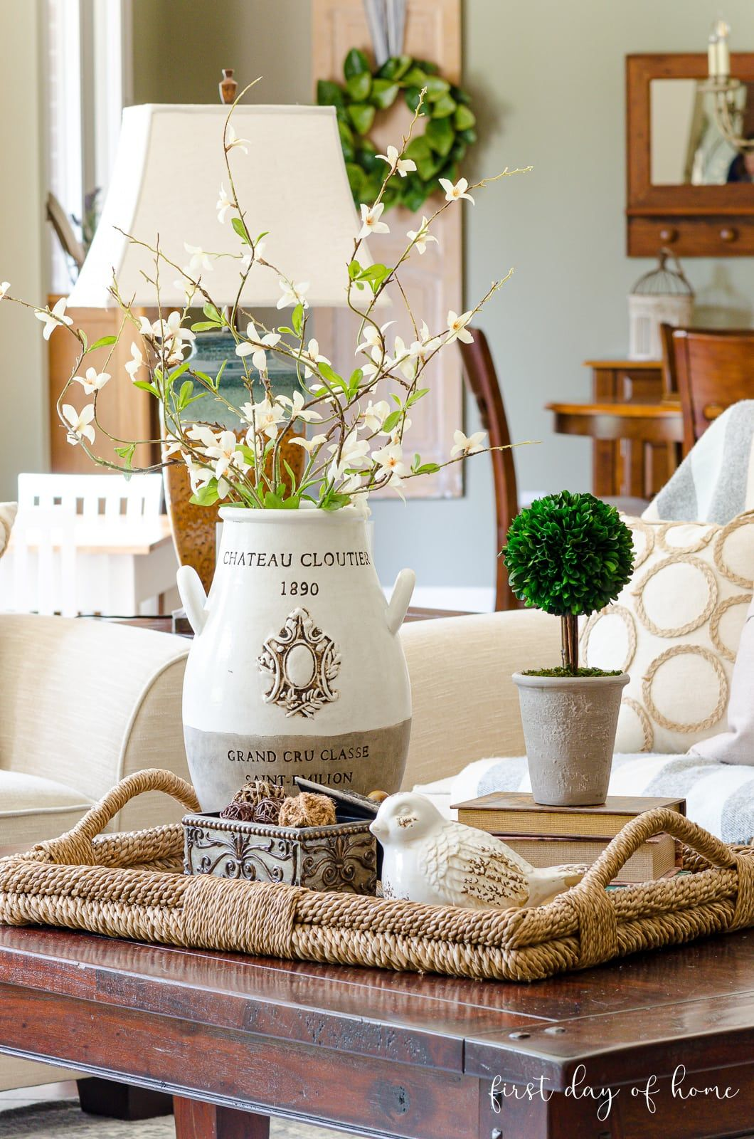 How To Create An Elegant Look With Coffee Table Decor Table Decorations Coffe Table Decor Decorating Coffee Tables