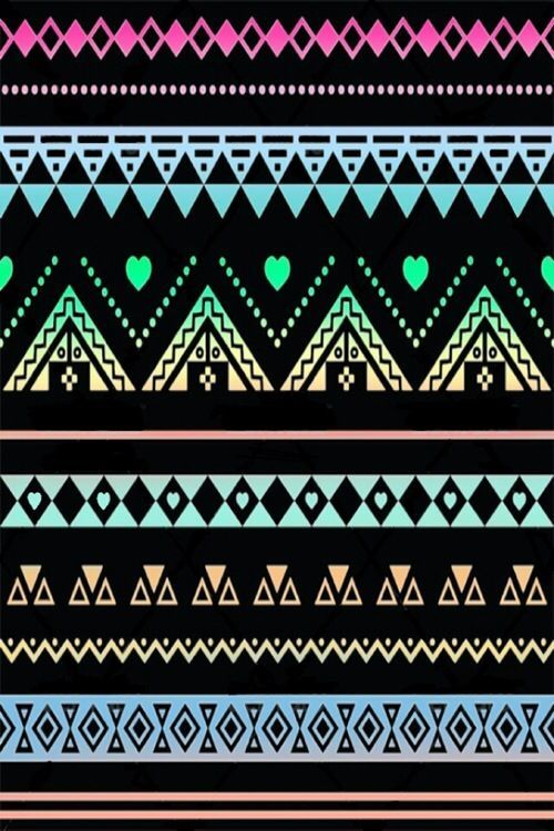 Tribal Print Wallpaper Pinterest