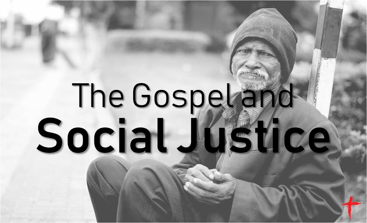 The Gospel And Social Justice Social Justice Gospel Social Justice Warrior