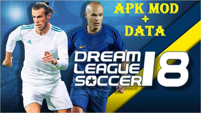 Dls 18 Dream League Soccer 2018 Apk Mod Data Download Soccer Kits Soccer Tool Hacks