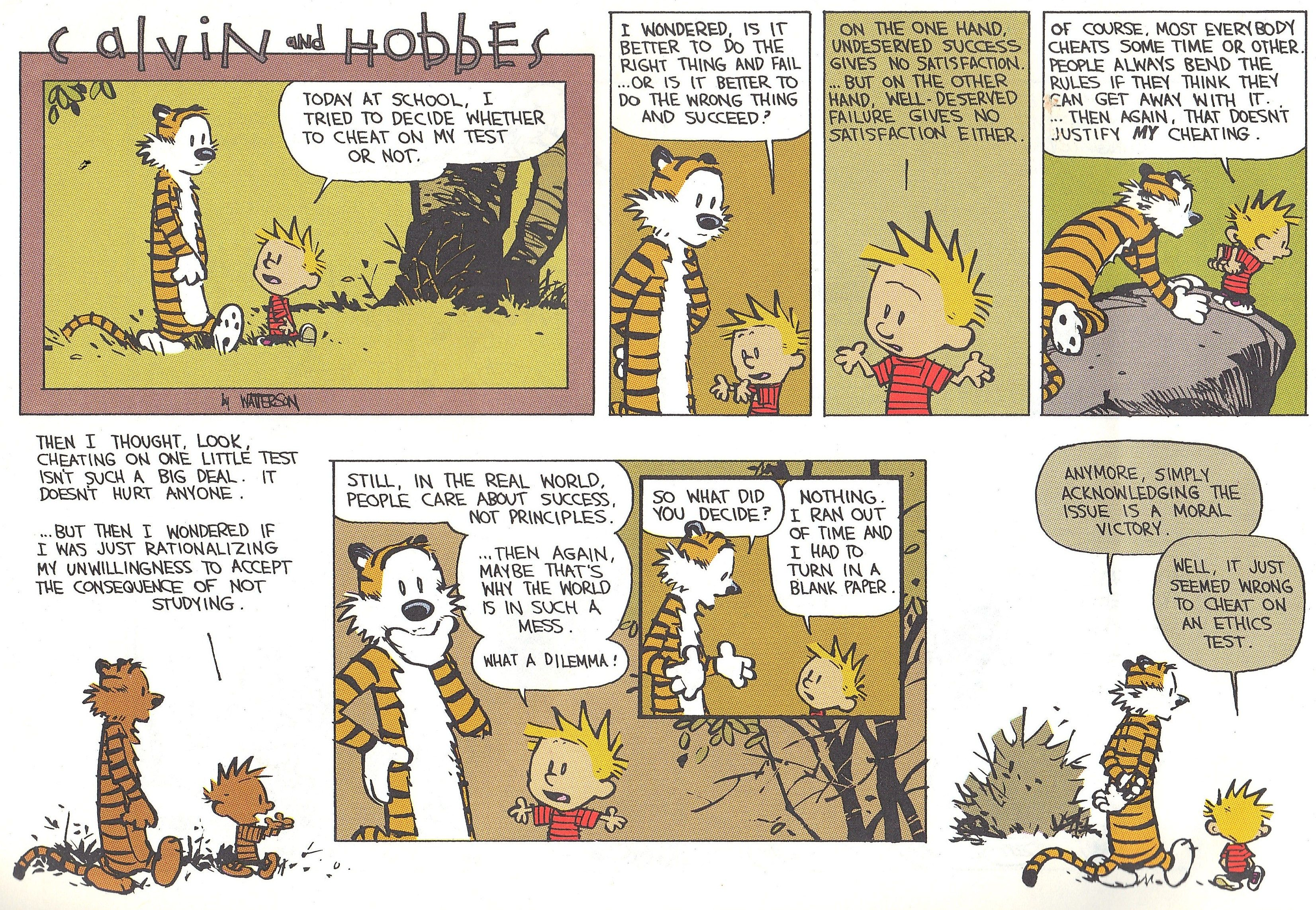 Loading Indicator Calvin And Hobbes By Bill Watterson