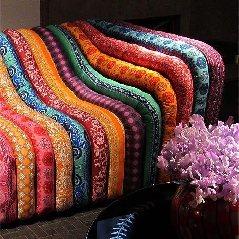 Лучшие дизайнерские находки - Диван Bubble Sofa от Versace | rainbow ...