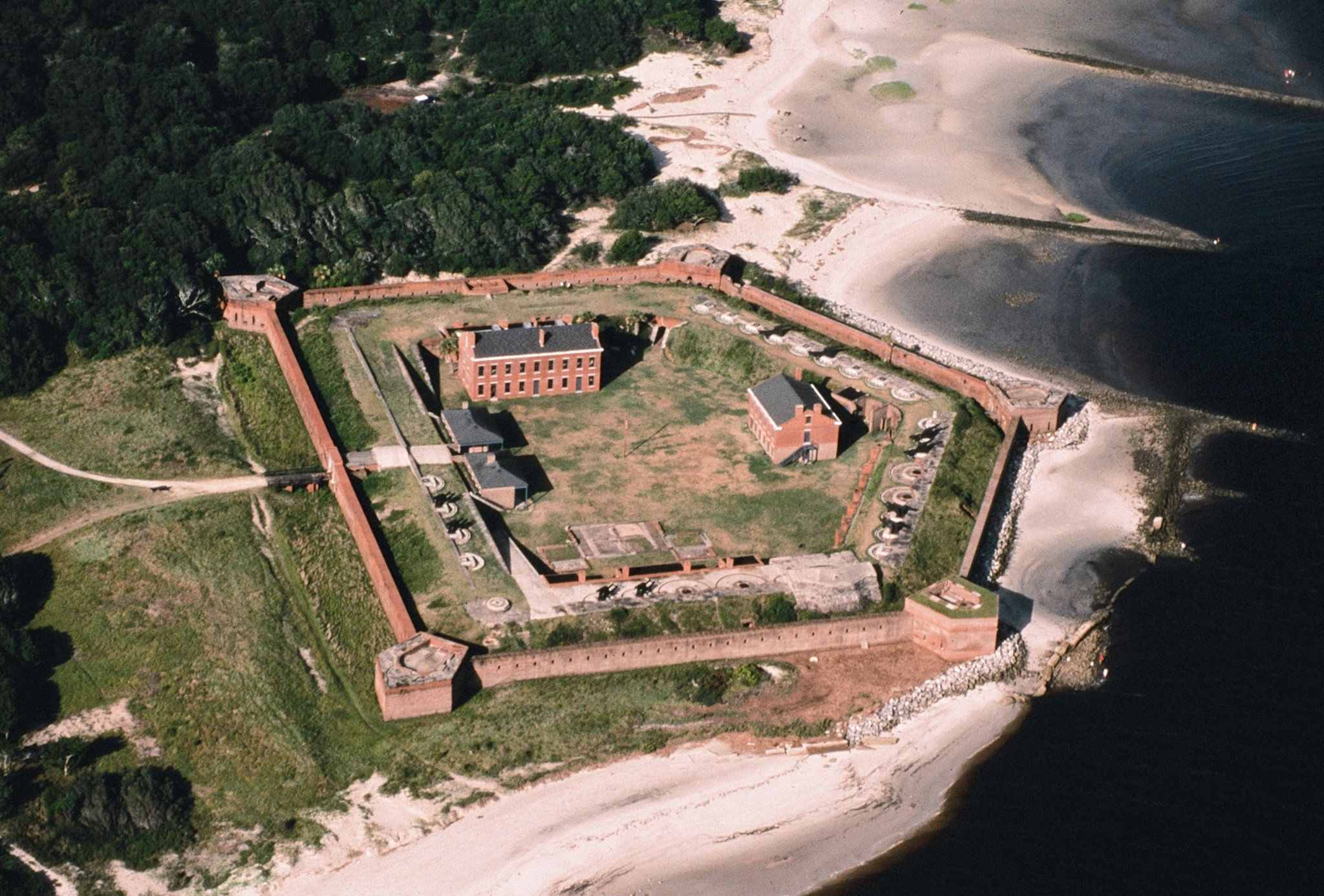 FortClinch.jpg (2048×1386) (With images) Amelia island