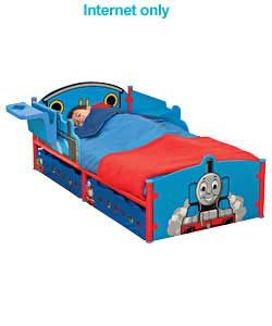 thomas tank engine bed tent