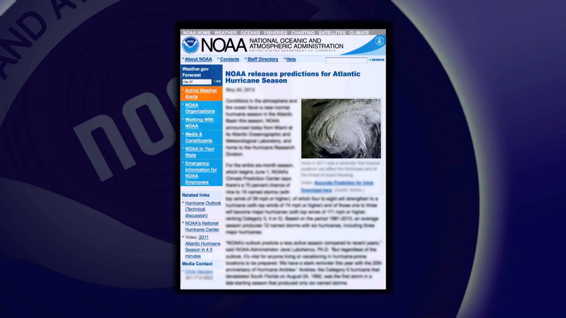 Nhc Hurricane Preparedness Videos Day 1 Overview Of A Hurricane This Is A Series Of Videos About Hurricanes And The Dan Hurricane Preparedness Hurricane Safety Emergency Preparedness