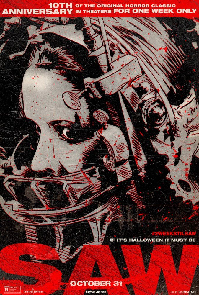 Saw (2004) - IMDb | SAW | Pinterest | Horror