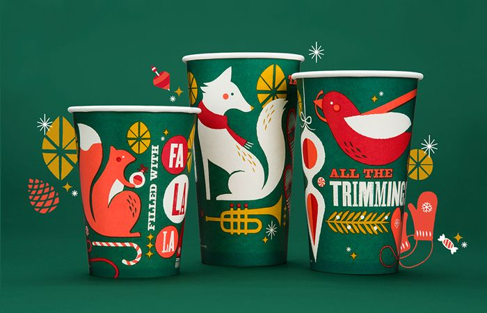 Panera Bread Coffee Box Stunning Panera Bread 2013 Holiday Packaging  Panera Bread Package Design Decorating Inspiration