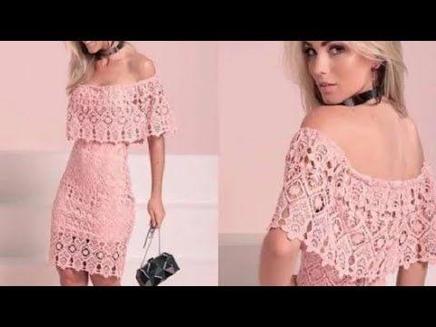 c04fc6ea02 Vestido Primeira dama Michele de Renda - YouTube
