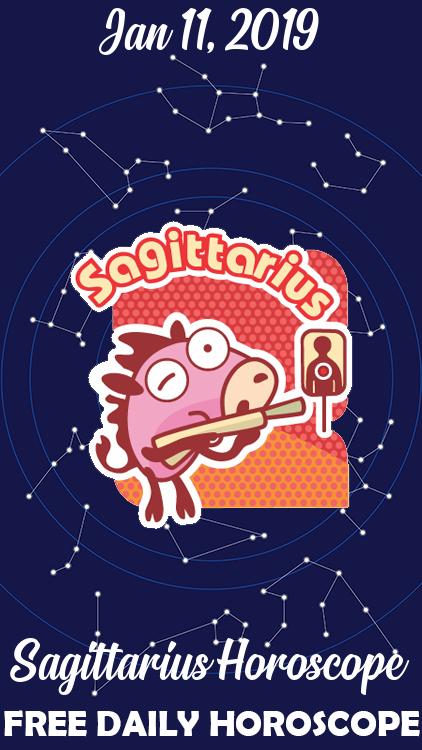 sagittarius horoscope january 11