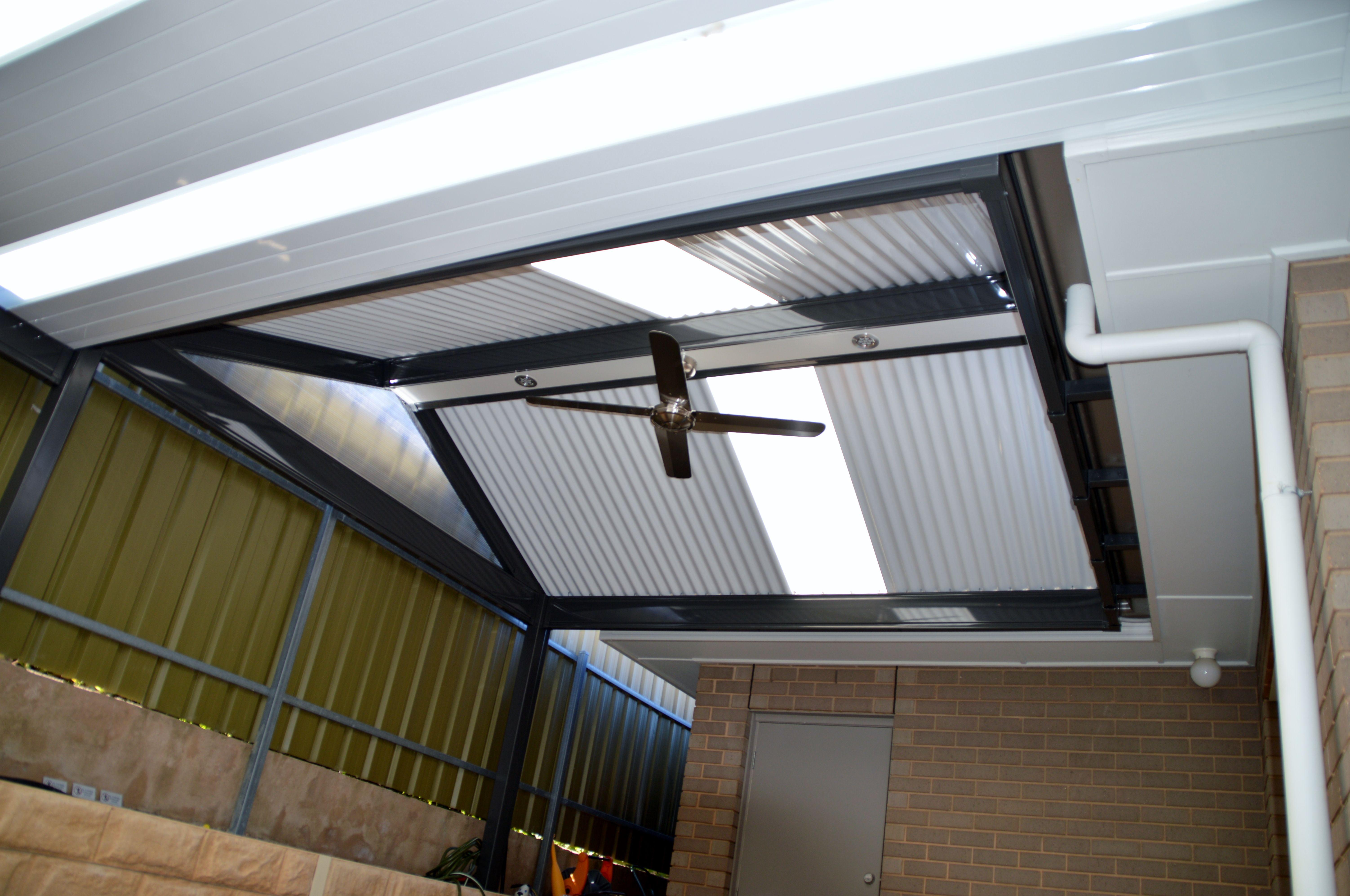 verandah lighting. DMV Pergola, Verandah And Patio Lighting Fans Designs