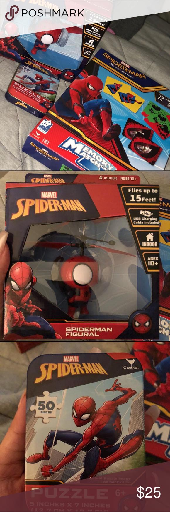 SpiderMan Bundle Spiderman, Card games, Video game covers