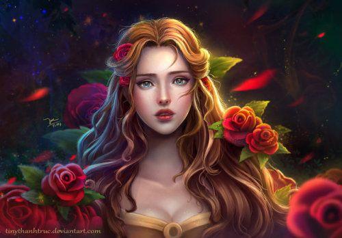 Princesses Fanarts | Draw | Pinterest