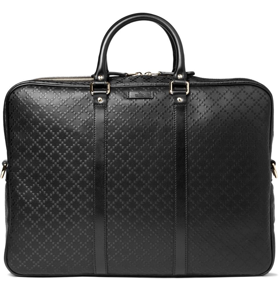 Designer Briefcases On Mr Porter Leather Briefcase Men Leather Messenger Bag Men Mens Accessories Fashion