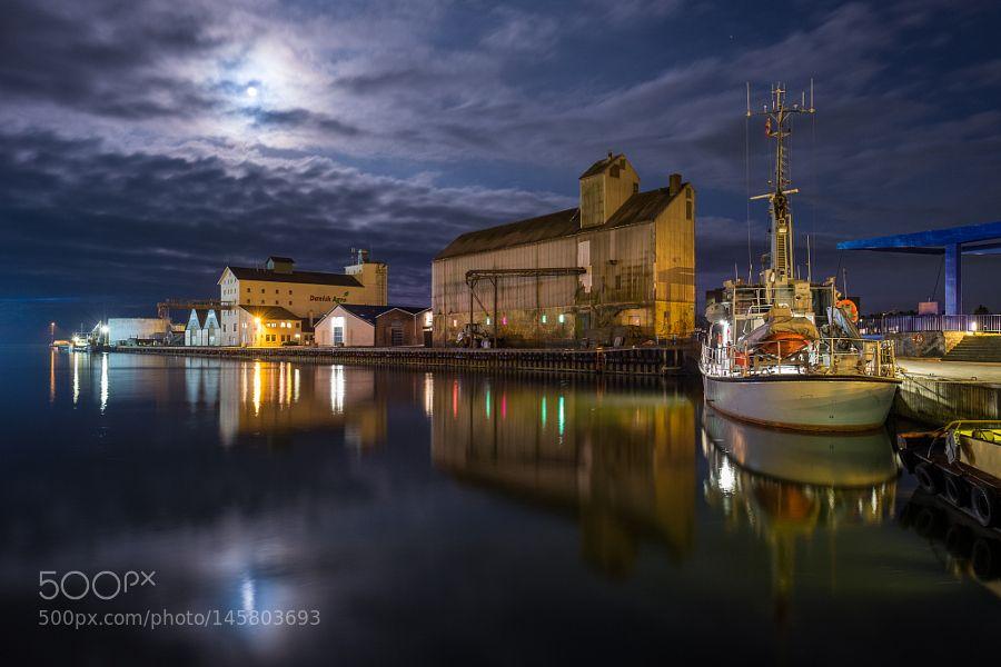 Køge Havn by UlrichJakobsson. @go4fotos
