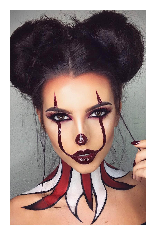 6 ideas de maquillaje para halloween TiZKKAmakeup