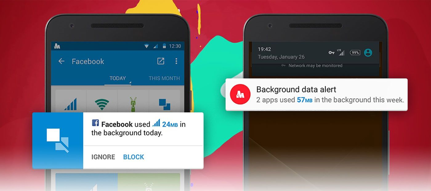 Opera Max Alerts You When Apps Consume Data In The Background Mobile Data App Data