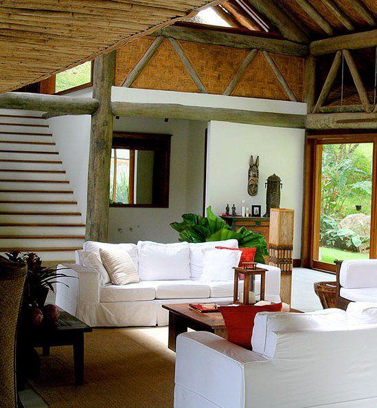 Inside Bella And Edward S Honeymoon Island Home Inredning