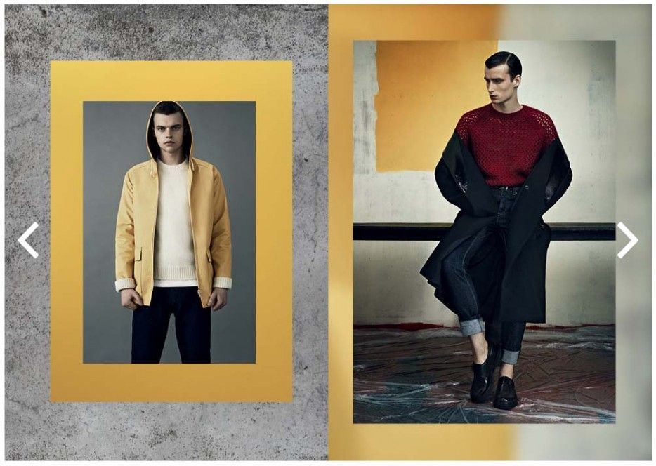 TOPMAN  AW14 LOOKBOOK – In this new season lookbook we highlight the top 5 trends for autumn/winter and how you can pull them off. Colour burst, longer length, oversize cover ups, texture, checks, all these beautiful inspirations are already available now in http://www.creativeboysclub.com/topman-aw14-lookbook