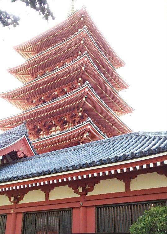浅草 asakusa japan