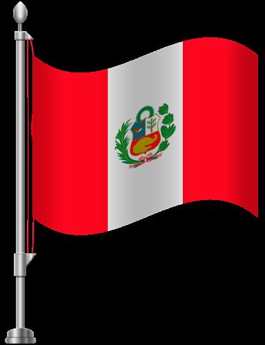Clip Art De La Bandera De Peru Png Peru Flag Peru Clip Art