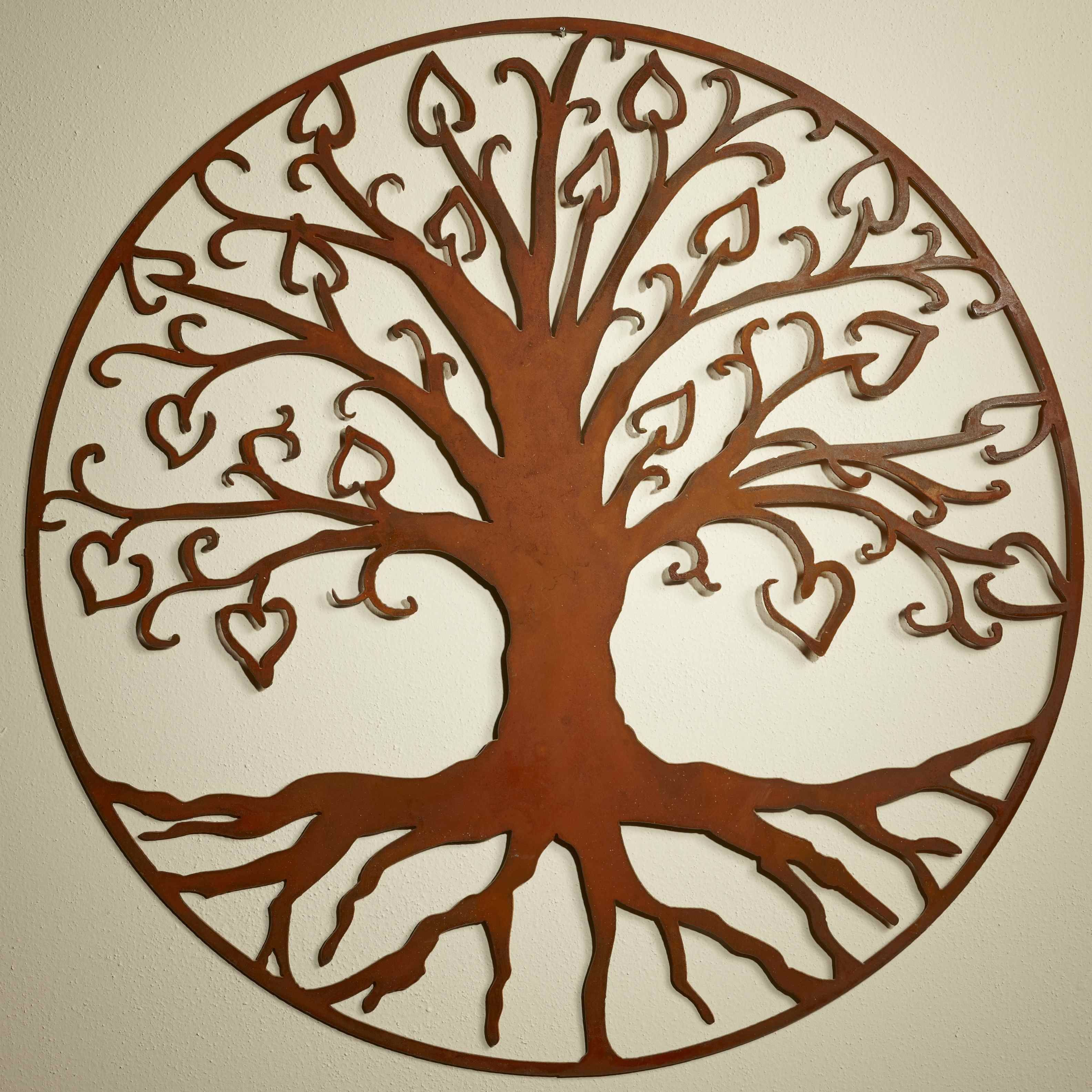 Tree of life ornament - Tree Of Life With Hearts Image