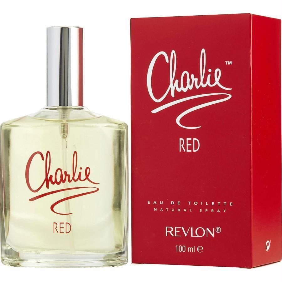 Charlie Red By Revlon Edt Spray 3 4 Oz In 2019 Revlon Fragrance