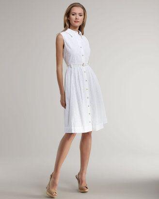 70d127bd6868 ShopStyle: Kate Spade New York Raquel Eyelet Dress   Fashionista ...