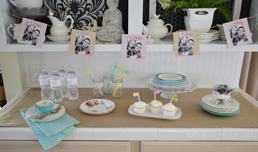 budget bridal shower decor and ideas the big day pinterest