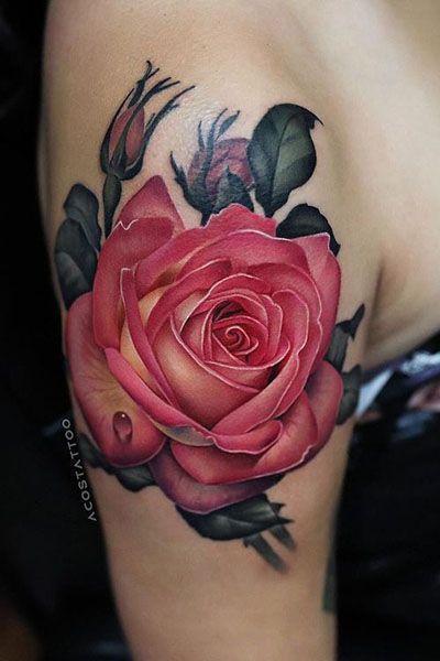 35 Beautiful Rose Tattoo Ideas for Women -   - #beautiful #disneytatto #dragontatto #fingertatto #ideas #mandalatatto #naturetatto #Rose #rosetatto #simpletatto #sunflowertatto #tattoarm #tattodrawings #tattofrauen #tattooldschool #tattoo #women