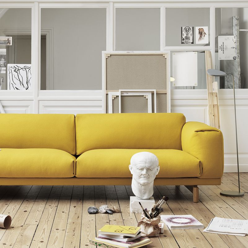 Sofa Muuto design #silvera #paris #design #muuto #interiordesign ...