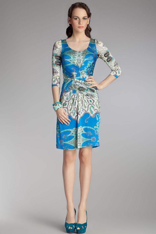 Etro dress for rubles store clothes premium topbrands