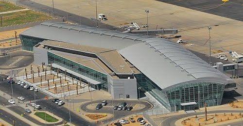 Tabuk Airport مطار تبوك
