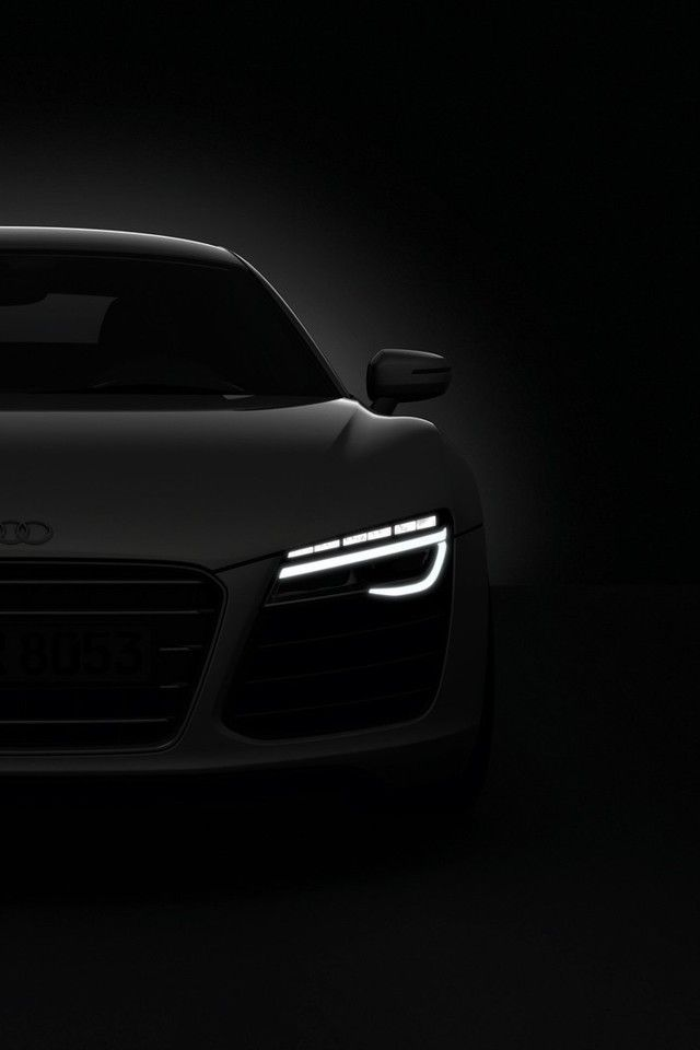 Audi R8 New Led Black Dark Luxury Rides Car Wallpapers