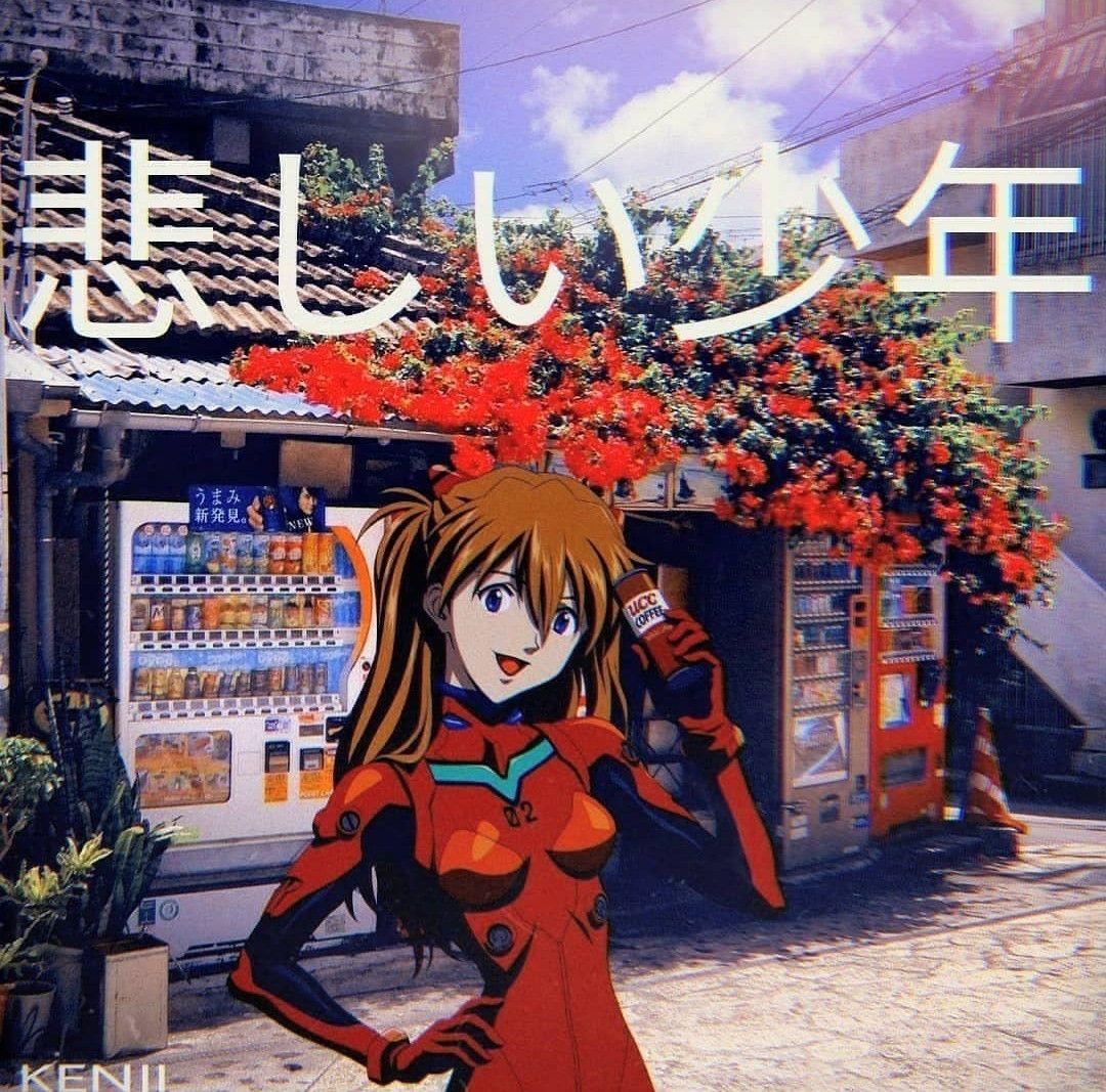Anime edit anime anime wallpaper art