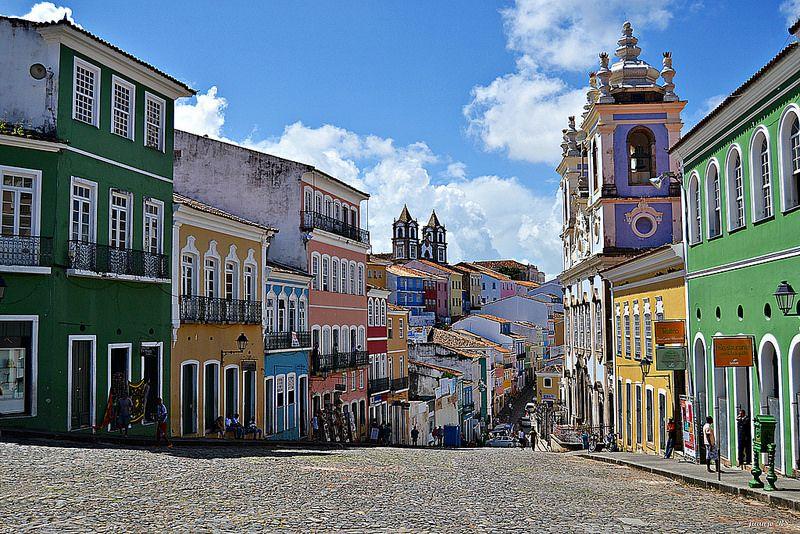 Barrio del Pelourinho, Salvador de Bahia (Brasil) | Explore … | Flickr - Photo Sharing!