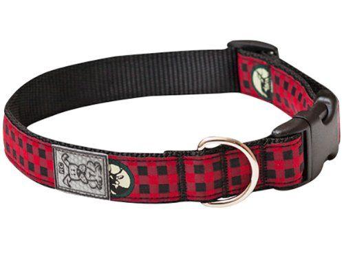 RC Pet Products 1Inch Adjustable Dog Clip Collar Medium