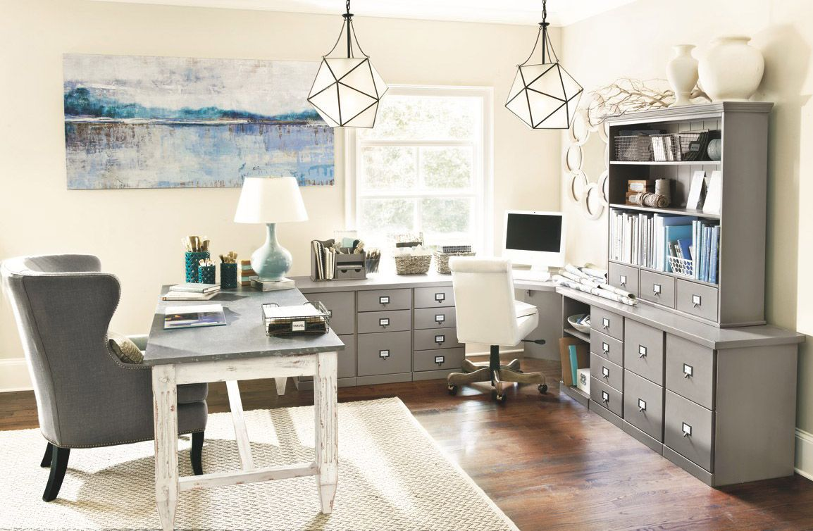 I would love to create this look for my video production office ...