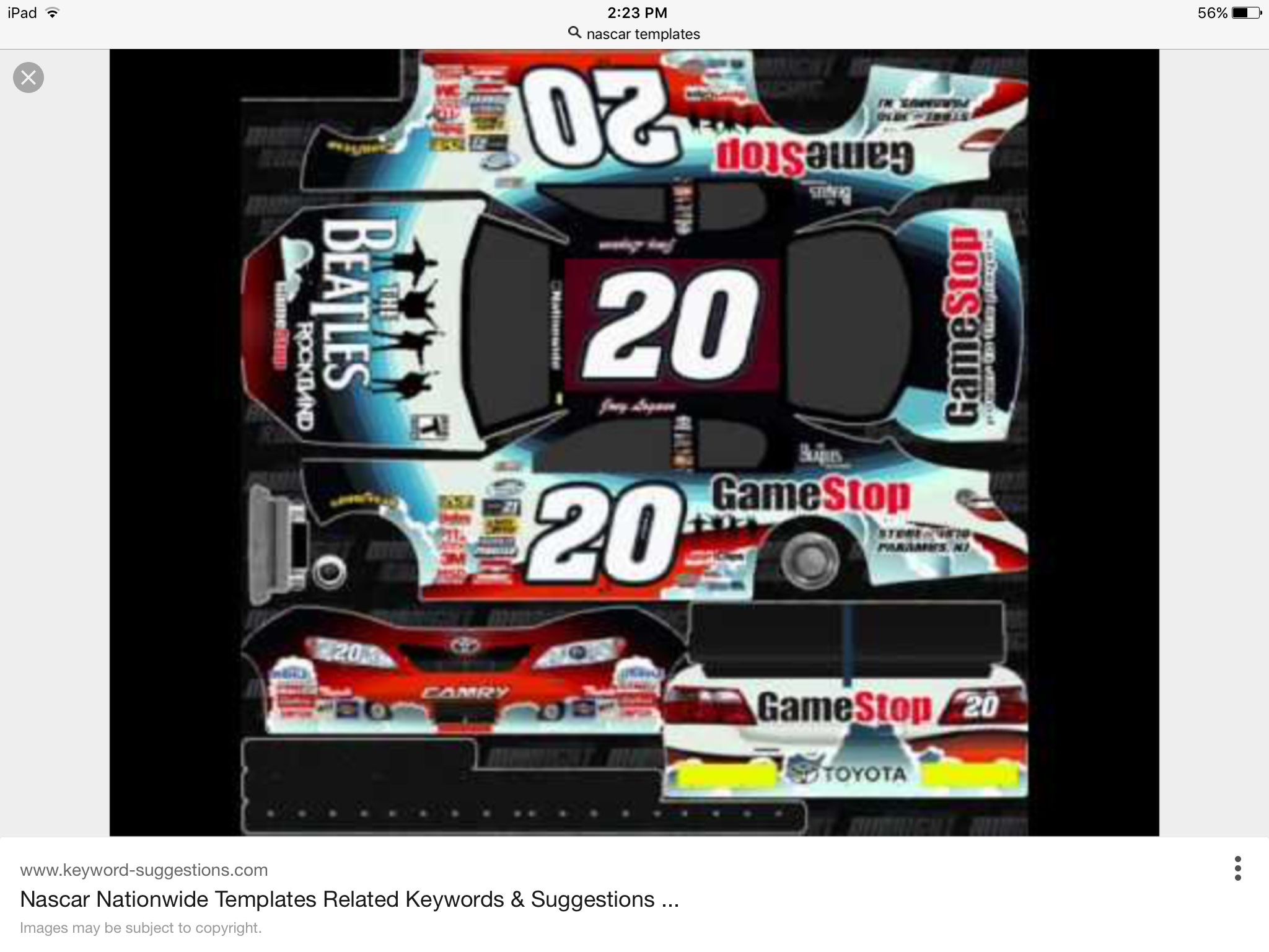 Pin by Smokin Jay Cutler on NASCAR templates