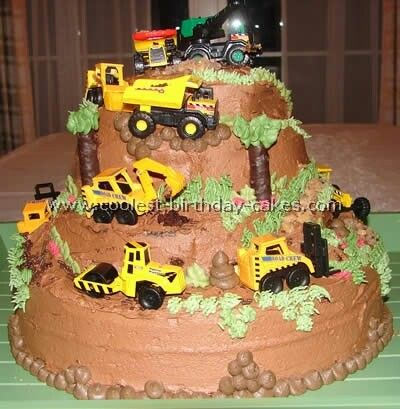This would be cute for Brayden's birthday!