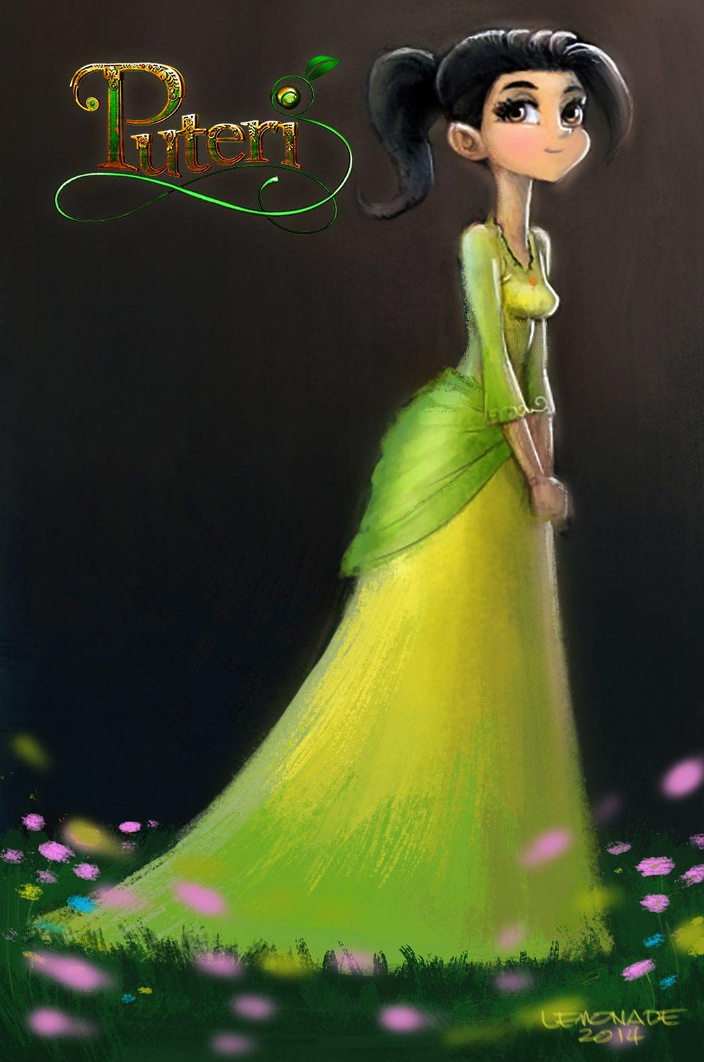 Puteri Limau Manis By LemonadeHusviantart On