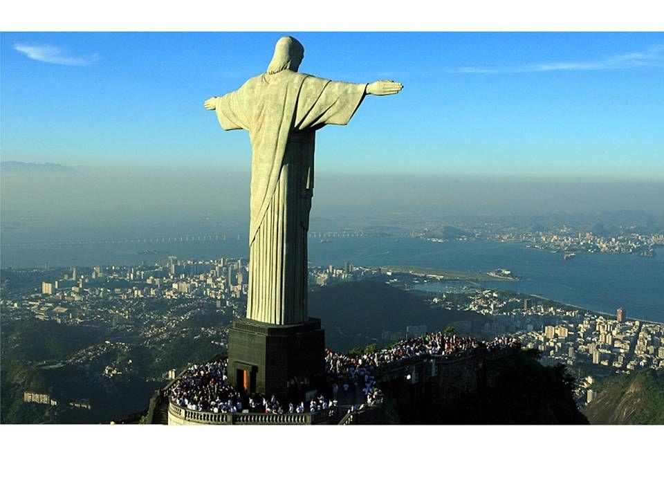 CRISTO REDENTOR  Rio de Janeiro  Brazil