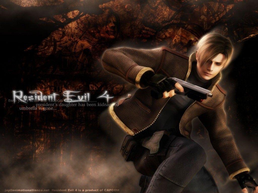 Resident Evil 4 Leon S Kennedy Resident Evil Evil Leon S