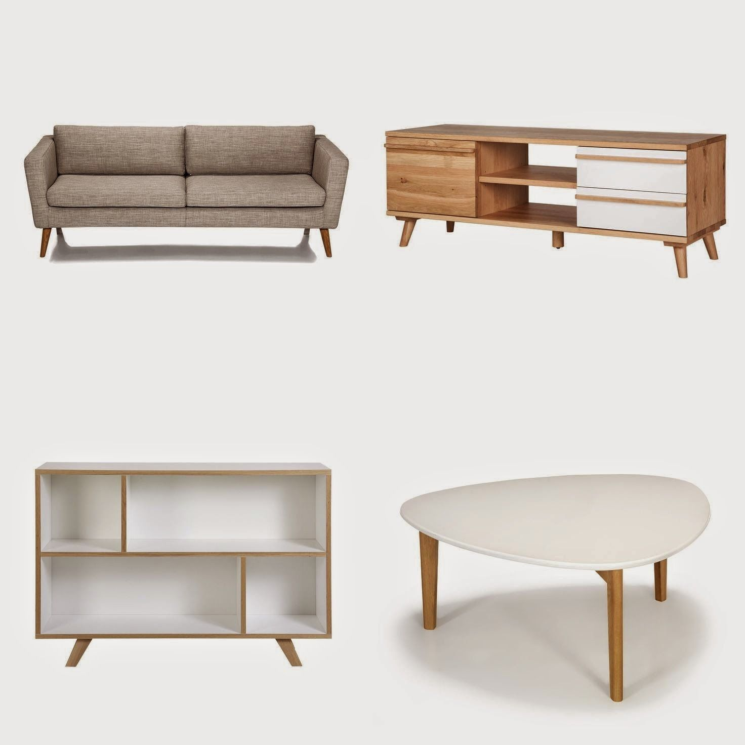 alin a salon canap meuble tv buffet table scandinave bullelodie. Black Bedroom Furniture Sets. Home Design Ideas