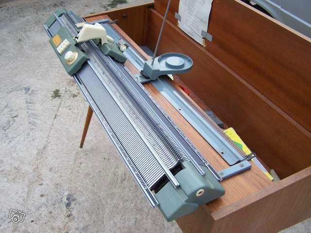 tricoter machine