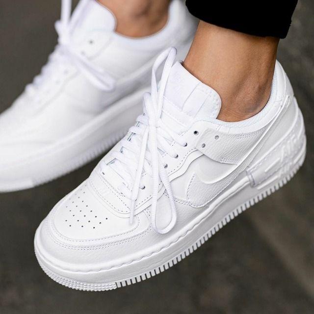 Nike W AF1 Shadow en 2020 | Zapatos tenis para mujer ...