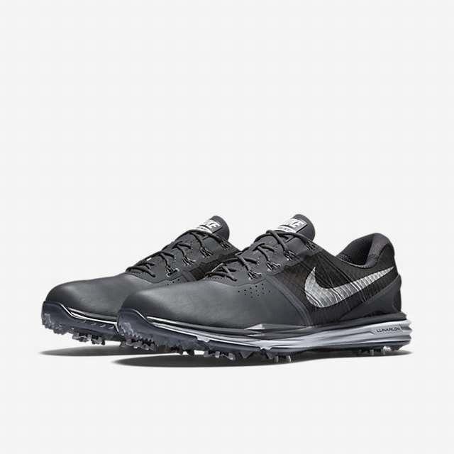 178f0289361 Nike Men s Air Rival III Golf Shoes 628533 100 White Green Black  Nike