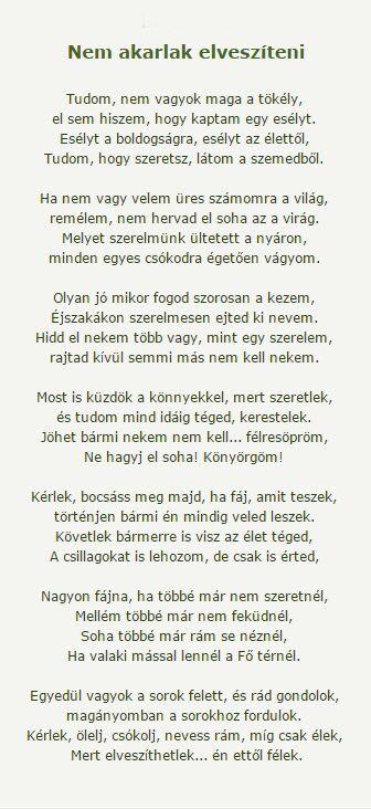 azt hiszem szerelmes vagyok idézetek Pin by Erika Borhy on Tumblr quote(hun) | Quotes about everything