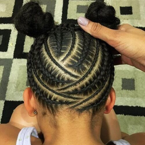 50 Absolutely Gorgeous Natural Hairstyles For Afro Hair Girls